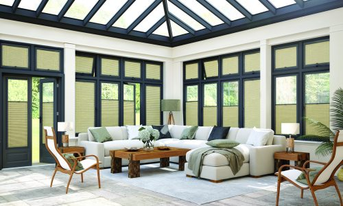 Conservatory Blinds designs