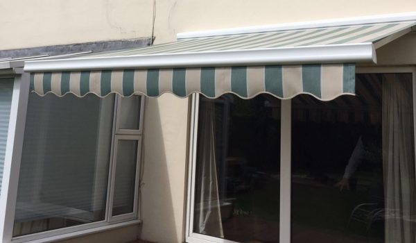 Work of awnings