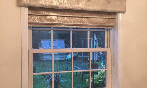 roman blinds gallery